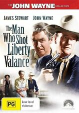 The Man Who Shot Liberty Valance - DVD NEW & SEALED - FREE DELIVERY