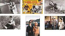 Bonnie e Clyde Film Set di cartoline