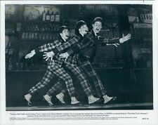 1981 Tommy Rall Robert Fitch Steve Martin Pennies From Heaven Press Photo