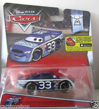 Disney Cars Mood Springs / Chuck Armstrong Piston Cup Racer 33 Diecast Toy Rare