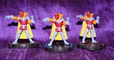 Heroclix-Sidewinder #022 #023 #024 Rev Set Ultimates Marvel