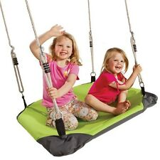 NEST SWING CALADIN Childrens Group Seat Set  play Equipment Kids Web Cubby House