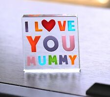 Spaceform I Love You Mummy Token Gift ideas for Her Mum Mothers Day 1845
