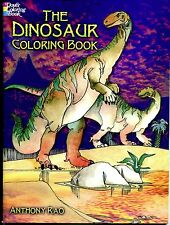 The Dinosaur Coloring Book (Paperback, New) Dover