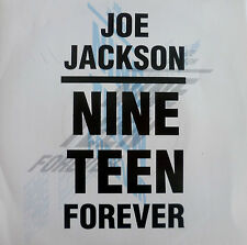 "7"" 1989 US.PRESS MINT- ! JOE JACKSON : Nineteen Forever"
