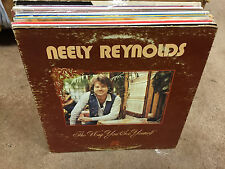 Neely Reynolds The Way You See Yourself vinyl LP 1977