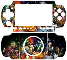STAR WARS SKIN STICKER COVER for SONY PSP 3000 SLIM