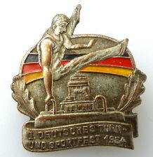 Abzeichen: I. deutsches Turn- und Sportfest 1954 e1485