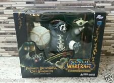 "NEW World Of Warcraft Pandaren Brewmaster Chen Stormstout Deluxe 8.5"" Figure"