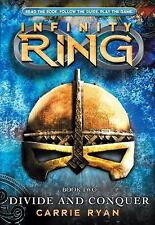 Infinity Ring Book 2: Divide and Conquer - Audio by Ryan, Carrie