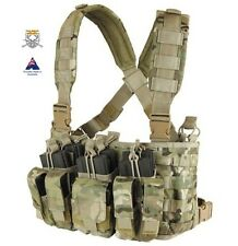 STRATEGIC AIRSOFT D3CRX WAIST CHEST RIG COYOTE TAN VEST- TACTICAL KIT HUNTING