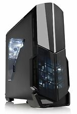 Thermaltake Versa N21 Translucent Panel ATX Mid Tower Window Gaming Computer ...