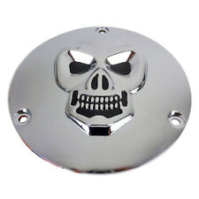 Moto embrayage couvercle skull pour Harley Davidson sportster big twin shovel EVO