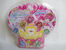 SMILE PRECURE PRETTY CURE DECO 5 CURE DECORS FOR SMILE PACT BANDAI JAPAN NEW