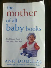The Mother of All Baby Books 10 by Ann Douglas (2002, Paperback) store#3871