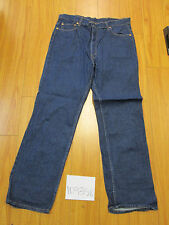 vintage levi's 517 boot cut REPAIRED Irregular tag 40x32 made in USA 10935R