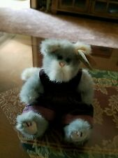"""1993 TY COLLECTIBLE CAT """"WHISKERS' 6012 movable arms, legs and head  ships free!"""