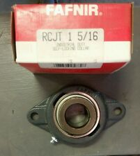 RCJT1 5/16 FAFNIR New Ball Bearing Flange Unit