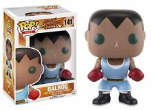 Funko Pop Games Street Fighter Balrog Vinyl Action Figure