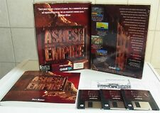 PC DOS: Ashes of Empire - Gametek 1993