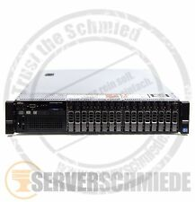 Dell PowerEdge R720 256 GB 16x16 2x Xeon E5-2640 16x 300 GB 10k Storage Server