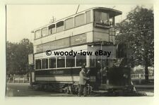 tm5089 - London Transport Tram no 2364 to Hammersmith - photograph