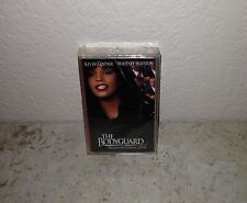 Sealed 1992 The Bodyguard Original Motion Picture Soundtrack on Cassette!