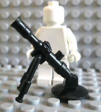 Custom MORTAR Heavy Weapon for Lego Minifigures -Military Army WW2