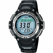 Casio SGW100-1V Wrist Watch for Men-digital Compass Water Resistant Sports
