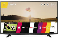 "LG 43UF640V 43"" Smart Ultra HD 4K LED TV Wi-Fi & Freeview HD & Freesat HD"