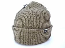 NEW RIP CURL SURF MEN OLIVE BEANIE HAT ONE SIZE E186