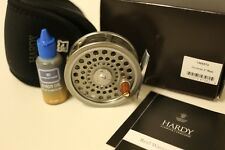 "Hardy Duchess 3"" Reel Made in UK Free $90 Line Free Fast Shipping HREDUCG020"