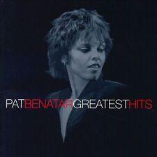 PAT BENATAR CD - GREATEST HITS (2005) - NEW UNOPENED