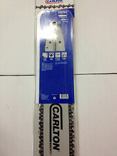 """Carlton Bar and chain combo suits Stihl chainsaw 18"""" .325 74d/l"""