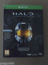 BRAND NEW SEALED HALO THE MASTER CHIEF COLLECTION XBOX ONE LIMITED EDITION