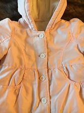Mothercare Girls Pink Jacket 12-18 Months Good Condition