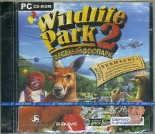 Wildlife Park 2. Веселый зоопарк | Wildlife Park 2: Crazy Zoo | PC CD RUSSIAN