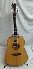 Larrivee D-05 Clear Guard USA Mahogany Left Hand Acoustic Guitar OHSC