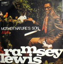 "RAMSEY LEWIS  ( THE BEATLES ) 7"" ITALY '69 JULIA  -  MOTHER NATURE'S SON"