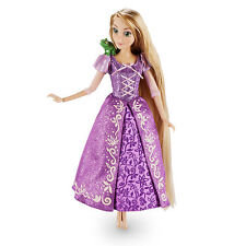 "2016 Disney Store Classic Rapunzel with Pascal 12"" NIB Tangled"