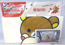 SAN-X Rilakkuma Car Sunshade Curtain Lot of Heart design Kawaii cute from JAPAN