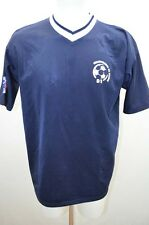 LNF France D1 MAILLOT T SHIRT FOOT FOOTBALL JERSEY  L BLEU
