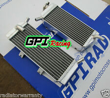 aluminum Radiator FOR Honda CRF450X CRF 450X 2005-2013 2011 2010 2009 2008 2007