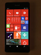 Unlocked Microsoft Lumia 950 Dual SIM - 32GB + 16GB - Black or Orange Smartphone