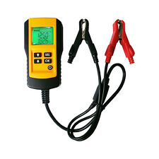 Vehicle Car Battery Tester AUTO Analyzer Digital Display Shockproof UK STOCK