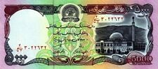 Afghanistan 1993 billet neuf UNC de 5000 afghanis pick 62 SH 1372