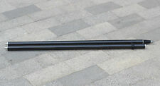 New 2M Universal RTK/GPS Carbon Fibre pole For Trimble Topcon Sokkia South etc..