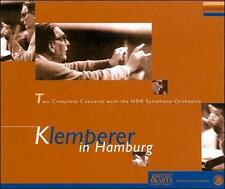 Klemperer in Hamburg - Two Complete Concerts, New Music