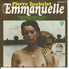 7'Pierre Bachelet   Emanuelle/in Tahiland   WB Germany  OST!! SEXY NUDE