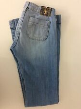 "TRUE RELIGION women's Jeans Boot Cut Leg High waisted Size 24 Inside Leg 34"" Inc"